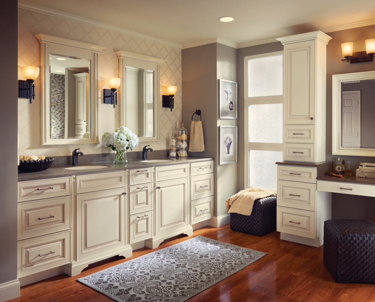Bathroom Vanities Kennesaw Ga kraftmaid bath cabinet gallery | kitchen cabinets kennesaw, ga